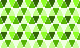 Αφηρημένο άνευ ραφής σχέδιο υποβάθρου τριγώνων απεικόνιση αποθεμάτων