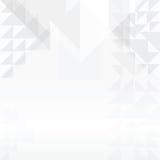 Αφηρημένο άσπρο διαστημικό σχέδιο υποβάθρου Στοκ Εικόνες