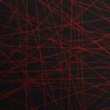 Αφηρημένο λέιζερ γραμμών για το υπόβαθρο Στοκ εικόνες με δικαίωμα ελεύθερης χρήσης