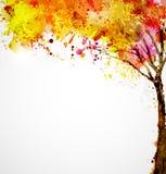 Αφηρημένο δέντρο Στοκ φωτογραφίες με δικαίωμα ελεύθερης χρήσης