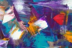 Αφηρημένο έργο τέχνης ως ανασκόπηση Στοκ εικόνα με δικαίωμα ελεύθερης χρήσης