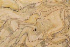 Αφηρημένο ακρυλικό σχέδιο κυμάτων, μαρμάρινο υπόβαθρο σύστασης μελανιού στοκ εικόνες