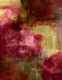 αφηρημένο ακρυλικό χρώμα α&nu Στοκ εικόνα με δικαίωμα ελεύθερης χρήσης