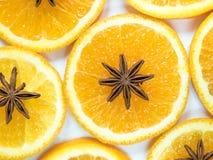 αφηρημένο ανασκόπησης εσπεριδοειδών στενό στούντιο φετών φωτογραφίας καρπού πορτοκαλί επάνω Κινηματογράφηση σε πρώτο πλάνο Στοκ Εικόνα