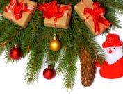 αφηρημένο ανασκόπησης Χριστουγέννων σκοτεινό διακοσμήσεων σχεδίου λευκό αστεριών προτύπων κόκκινο Τοπ άποψη με το διάστημα αντιγρ Στοκ φωτογραφία με δικαίωμα ελεύθερης χρήσης