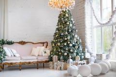 αφηρημένο ανασκόπησης Χριστουγέννων σκοτεινό διακοσμήσεων σχεδίου λευκό αστεριών προτύπων κόκκινο Δωμάτιο που διακοσμείται εσωτερ Στοκ εικόνα με δικαίωμα ελεύθερης χρήσης