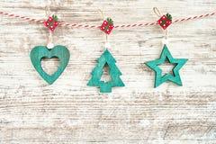αφηρημένο ανασκόπησης Χριστουγέννων σκοτεινό διακοσμήσεων σχεδίου λευκό αστεριών προτύπων κόκκινο Πράσινη διακόσμηση Χριστουγέννω Στοκ φωτογραφίες με δικαίωμα ελεύθερης χρήσης