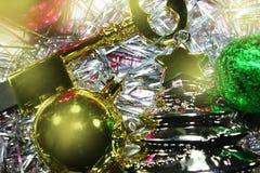 αφηρημένο ανασκόπησης Χριστουγέννων σκοτεινό διακοσμήσεων σχεδίου λευκό αστεριών προτύπων κόκκινο Άποψη διακοπών άνωθεν σχετικά μ Στοκ φωτογραφία με δικαίωμα ελεύθερης χρήσης