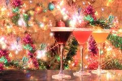 αφηρημένο ανασκόπησης Χριστουγέννων σκοτεινό διακοσμήσεων σχεδίου λευκό αστεριών προτύπων κόκκινο Στοκ φωτογραφία με δικαίωμα ελεύθερης χρήσης