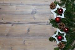 αφηρημένο ανασκόπησης Χριστουγέννων σκοτεινό διακοσμήσεων σχεδίου λευκό αστεριών προτύπων κόκκινο Στοκ εικόνα με δικαίωμα ελεύθερης χρήσης