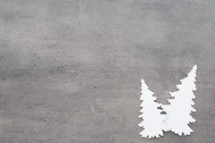 αφηρημένο ανασκόπησης Χριστουγέννων σκοτεινό διακοσμήσεων σχεδίου λευκό αστεριών προτύπων κόκκινο Άσπρες διακοσμήσεις δέντρων σε  Στοκ Φωτογραφία
