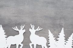 αφηρημένο ανασκόπησης Χριστουγέννων σκοτεινό διακοσμήσεων σχεδίου λευκό αστεριών προτύπων κόκκινο Άσπρες διακοσμήσεις δέντρων σε  Στοκ εικόνα με δικαίωμα ελεύθερης χρήσης