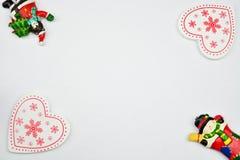 αφηρημένο ανασκόπησης Χριστουγέννων σκοτεινό διακοσμήσεων σχεδίου λευκό αστεριών προτύπων κόκκινο τοποθετήστε το κείμενό σ& Στοκ Εικόνες