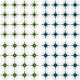 αφηρημένο αστέρι προτύπων Στοκ φωτογραφία με δικαίωμα ελεύθερης χρήσης