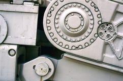 Αφηρημένο βιομηχανικό στοιχείο Στοκ Εικόνες