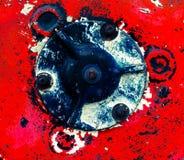 Αφηρημένο βιομηχανικό υπόβαθρο Στοκ Εικόνες