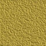 Αφηρημένο βρώμικο χρυσό υπόβαθρο από πολλούς κύκλους Πρόσκρουση textur Στοκ Φωτογραφίες