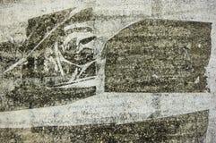 αφηρημένο βρώμικο patternt σχεδί&omicro Στοκ εικόνα με δικαίωμα ελεύθερης χρήσης