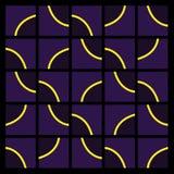 Αφηρημένο γεωμετρικό διανυσματικό σχέδιο υποβάθρου Στοκ Εικόνα