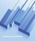 Αφηρημένο γεωμετρικό διανυσματικό υπόβαθρο Στοκ Φωτογραφίες