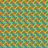 αφηρημένο γεωμετρικό πρότυπο άνευ ραφής διάνυσμα Στοκ Εικόνες