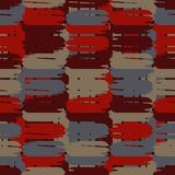 αφηρημένο γεωμετρικό πρότ&upsilon Η σύσταση των λουρίδων _ Εκκόλαψη χεριών Σύσταση κακογραφίας Στοκ φωτογραφία με δικαίωμα ελεύθερης χρήσης