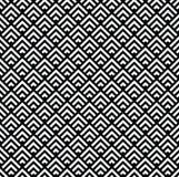 Αφηρημένο γεωμετρικό ριγωτό υπόβαθρο σχεδίων σειρών τριγώνων άνευ ραφής διάνυσμα Στοκ Φωτογραφία