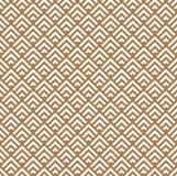Αφηρημένο γεωμετρικό ριγωτό υπόβαθρο σχεδίων σειρών τριγώνων άνευ ραφής διάνυσμα Στοκ Εικόνες