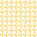 Αφηρημένο γεωμετρικό στρογγυλό σχέδιο χρώματος μορφών Στοκ Εικόνα