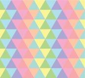 Αφηρημένο γεωμετρικό σχέδιο τριγώνων τυπωμένων υλών σχεδίου μόδας hipster Στοκ φωτογραφία με δικαίωμα ελεύθερης χρήσης
