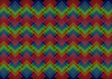 Αφηρημένο γεωμετρικό σχέδιο Στοκ εικόνα με δικαίωμα ελεύθερης χρήσης