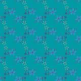 Αφηρημένο γεωμετρικό floral άνευ ραφής σχέδιο Μόδα γραφική Σχέδιο ανασκόπησης σύγχρονη μοντέρνη σύσταση Στοκ φωτογραφίες με δικαίωμα ελεύθερης χρήσης