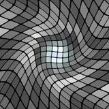 Αφηρημένο γκρίζο διανυσματικό υπόβαθρο μωσαϊκών Στοκ φωτογραφία με δικαίωμα ελεύθερης χρήσης