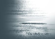Αφηρημένο γραπτό τρισδιάστατο υπόβαθρο illustrtion για το σχέδιο Στοκ Εικόνες