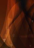 Αφηρημένο γραφικό υπόβαθρο βελών - κόκκινη και πορτοκαλιά σύσταση - αφηρημένο υπόβαθρο τεχνολογίας Στοκ Φωτογραφίες
