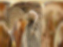 Αφηρημένο γυαλί ΙΙΙ Colorfull απεικόνιση αποθεμάτων