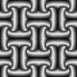 αφηρημένο διάνυσμα προτύπω&nu Διακόσμηση τυλίγοντας εγγράφου διανυσματική απεικόνιση