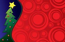 αφηρημένο διάνυσμα Χριστουγέννων ελεύθερη απεικόνιση δικαιώματος