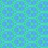 Αφηρημένο διακοσμητικό γεωμετρικό υπόβαθρο Άνευ ραφής ζωηρόχρωμο patt Στοκ Εικόνα