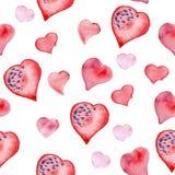 αφηρημένο διαστημικό κείμενο προτύπων αγάπης εικόνας απεικόνισης καρδιών έννοιας Στοκ εικόνα με δικαίωμα ελεύθερης χρήσης