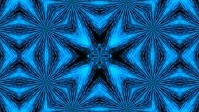 Αφηρημένο ελαφρύ καλειδοσκόπιο Άνευ ραφής βρόχος διανυσματική απεικόνιση