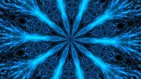 Αφηρημένο ελαφρύ καλειδοσκόπιο ελεύθερη απεικόνιση δικαιώματος