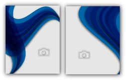 Αφηρημένο ετήσιο έμβλημα εγγράφων Infographic σελίδων περιοδικών προτύπων αφισών κάλυψης βιβλίων φυλλάδιων σχεδιαγράμματος ιπτάμε Στοκ Εικόνα