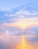 Αφηρημένο ελαφρύ θερινό υπόβαθρο θάλασσας Στοκ εικόνες με δικαίωμα ελεύθερης χρήσης