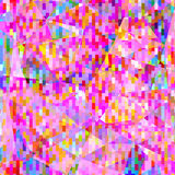 Αφηρημένο ζωηρόχρωμο γεωμετρικό υπόβαθρο poligonal Στοκ Εικόνες