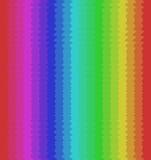 αφηρημένο ζωηρόχρωμο ουράνιο τόξο ανασκόπησης Στοκ Φωτογραφίες