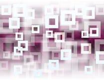 αφηρημένο ζωηρόχρωμο τετρά&gam Στοκ φωτογραφία με δικαίωμα ελεύθερης χρήσης