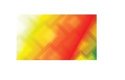 Αφηρημένο ζωηρόχρωμο υπόβαθρο με τα χρώματα και τα τετράγωνα κλίσης Στοκ Εικόνες