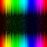 Αφηρημένο ζωηρόχρωμο υπόβαθρο με τα χρώματα φάσματος ουράνιων τόξων Στοκ Φωτογραφίες