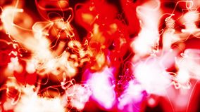 Αφηρημένο ζωηρόχρωμο υπόβαθρο στο Μαύρο διανυσματική απεικόνιση
